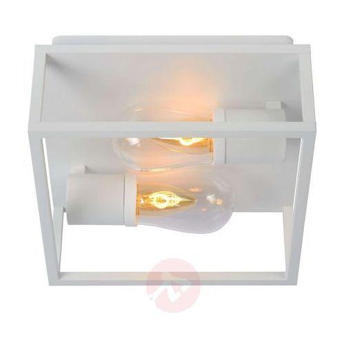 Lucide Carlyn 27100/02/31 Plafon lampa sufitowa 2x6W E14 biały, 27100/02/31
