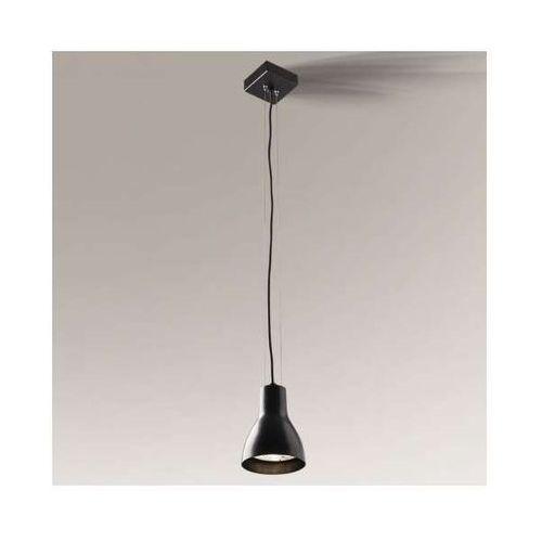 Shilo Lampa wisząca mima 5592/gu10/bi metalowa oprawa zwis biały