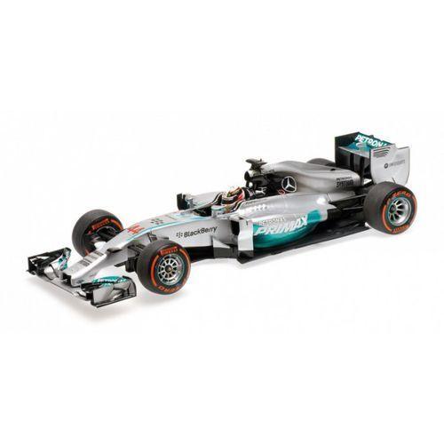 Mercedes AMG Petronas F1 Team W05 #44 Lewis Hamilton Winner Malaysian GP 2014 (4012138124172)
