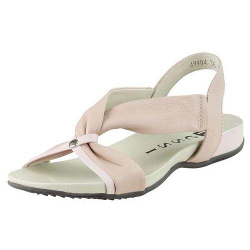 Nessi Sandały 49904 - różowe 411 [zul]