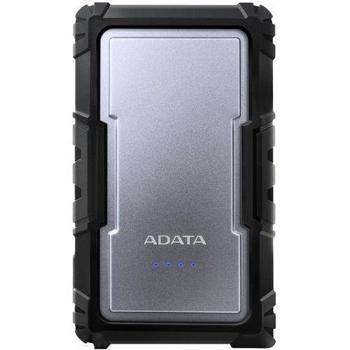 Adata powerbank d16750 16750 mah 3.4a silver durable (4713218460240)