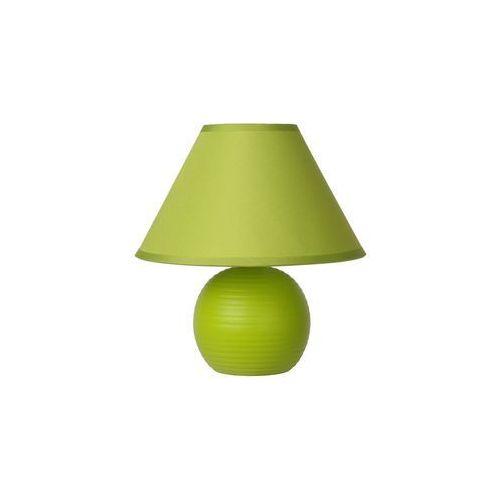 Lucide kaddy lampa stołowa zielony, 1-punktowy - klasyczny - obszar wewnętrzny - kaddy - czas dostawy: od 4-8 dni roboczych