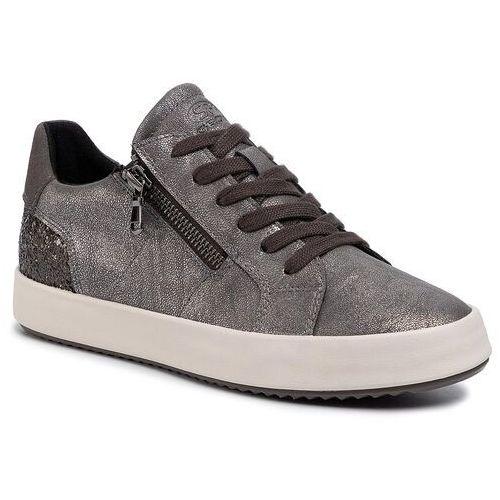 Sneakersy - d blomiee a d946ha 0pvew c6635 chestnut/mud marki Geox
