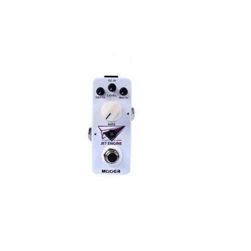 Mooer Jet Engine - Digital Flanger Pedal efekt gitarowy