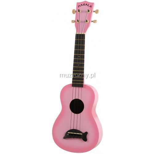 makala sd-pkbur ukulele sopranowe, pink burst marki Kala