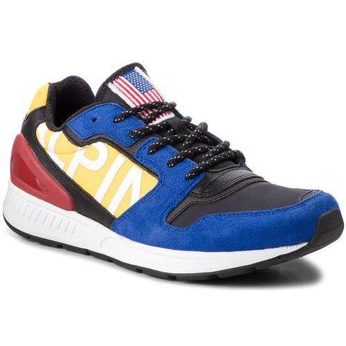 Sneakersy POLO RALPH LAUREN - Train100 809720514001 Royal Mult, kolor wielokolorowy