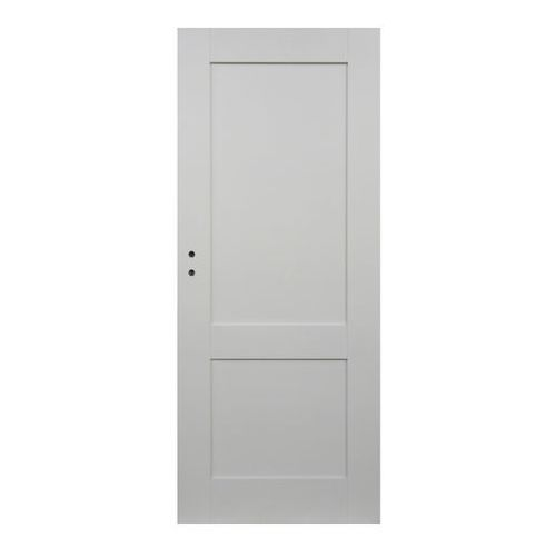 Drzwi pełne Camargue 60 prawe białe (5908443048779)