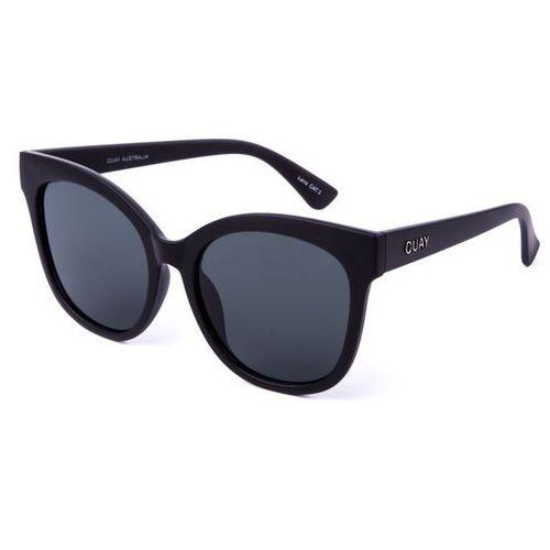 Quay australia Okulary słoneczne qw-000144 its my way blk/smk