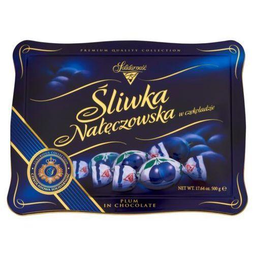 Śliwka Nałęczowska Puszka 500g (5900189006402)