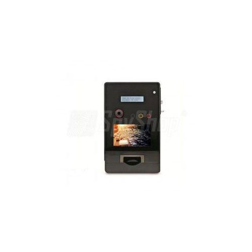 Profesjonalny alkomat barowy AL-4000V z ekranem LCD