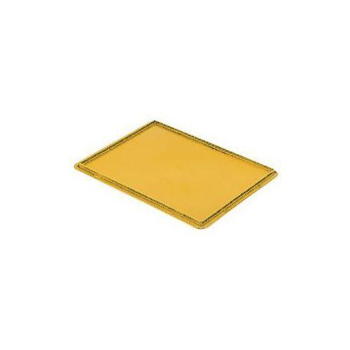 Pokrywa nakładana do pojemnika do ustawiania w stos,opak. 4 szt., dł. x szer. 400 x 300 mm marki Häner