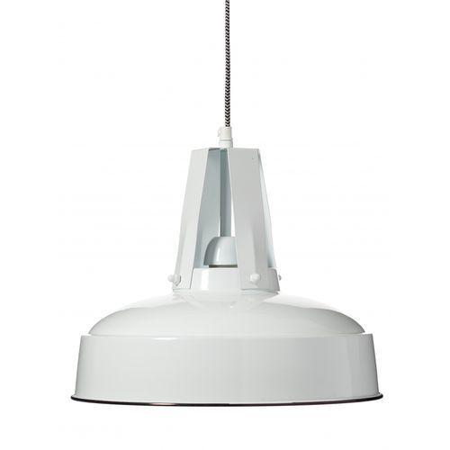 Rabaty w sklepie do 25%!! flux white a00054 lampa wisząca loft marki Aluro