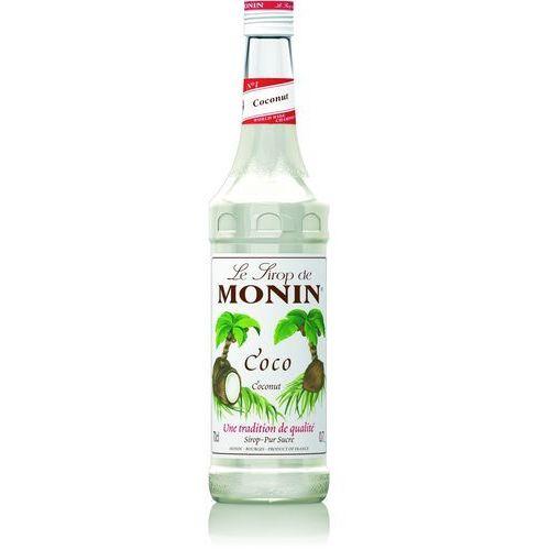 Syrop ORZECH KOKOSOWY Coconut Monin 700ml, 908022. Najniższe ceny, najlepsze promocje w sklepach, opinie.