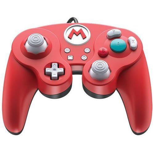 Kontroler PDP Fight Pad Super Smash Bros - Mario (0708056064334)