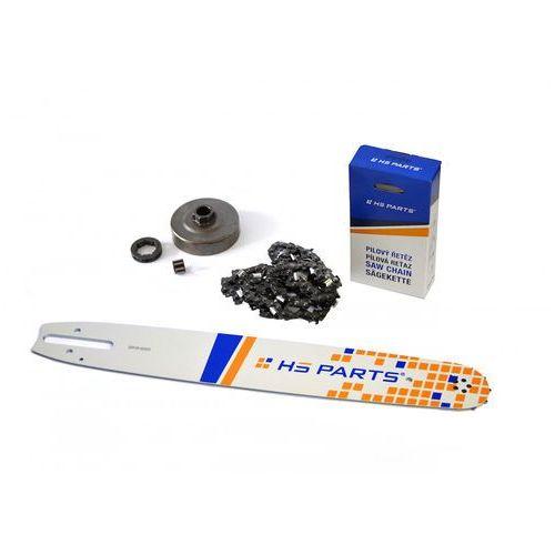 Prowadnica 40cm + Łańcuch 60 ogniw 3/8 1,6mm +Bęben sprzęgła Stihl MS360 (8595672312312)