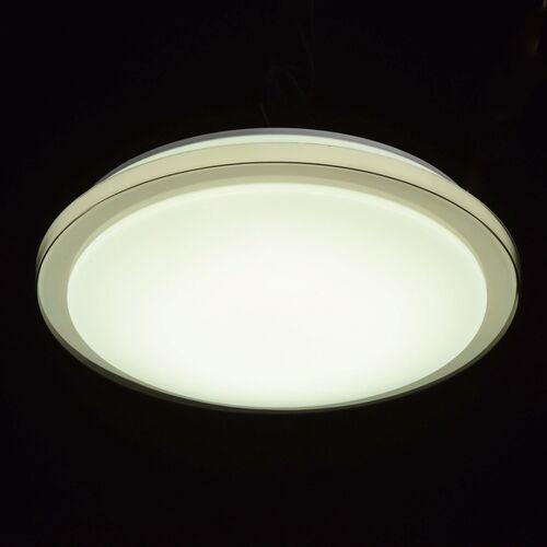 Mw-light Plafon sufitowy okrągły 53 cm techno zdalnie sterowany (674012601) (4250369160082)