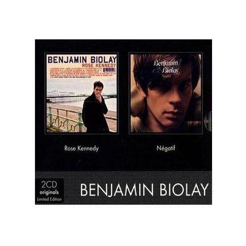 BENJAMIN BIOLAY - ROSE KENNEDY / NGATIF - Album 2 płytowy (CD) - produkt z kategorii- Disco i dance