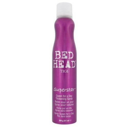 Tigi Bed Head Superstar Queen For A Day Spray 320ml W Lakier do włosów