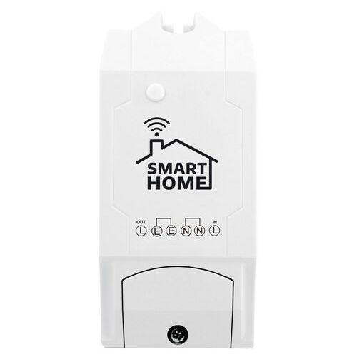 Eura-tech EL Home WS-04H1 - przekaźnik 230V/10A - przełącznik WiFi Android / iOS + pomiar energii 2200W