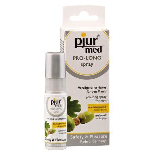 Spray przedłużający erekcję  med pro-long spray 20 ml marki Pjur