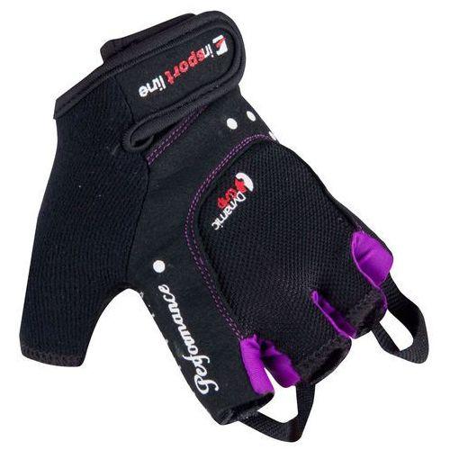 Damskie rękawiczki do ćwiczeń sonki, s marki Insportline