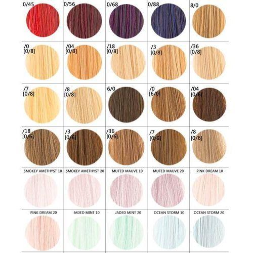 color touch, zestaw do farbowania włosów 60ml + oxydant 60ml /0 naturalny 1,9 % - 6 vol. marki Wella