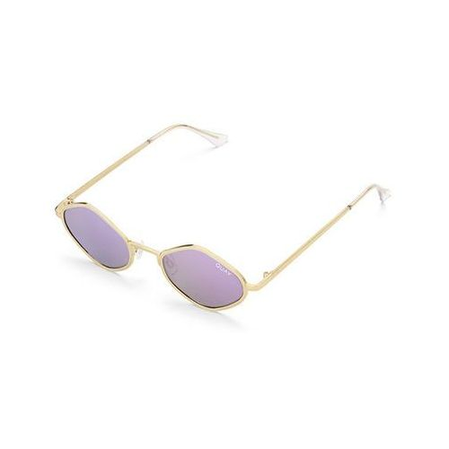 Quay australia Okulary słoneczne qc-000216 quayxkylie purple honey gld/purp