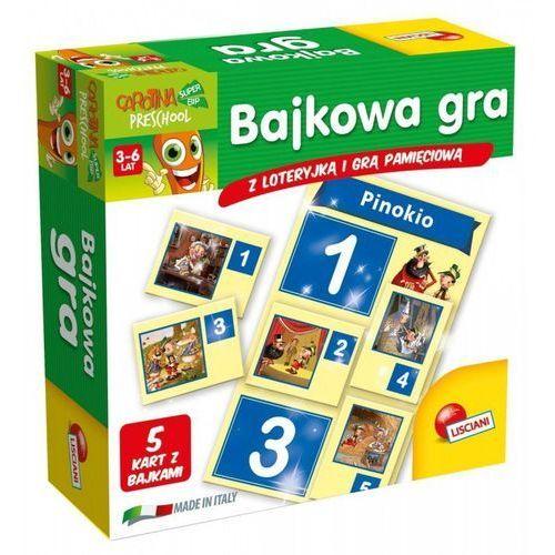 Liscianigiochi karotka bajkowa gra (8008324054978)