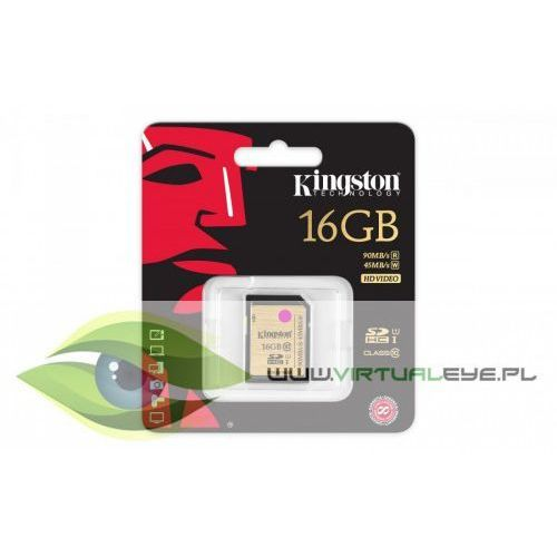 SDHC 16GB Class10 UHS-I Ultimate Flash Card, 1_286350