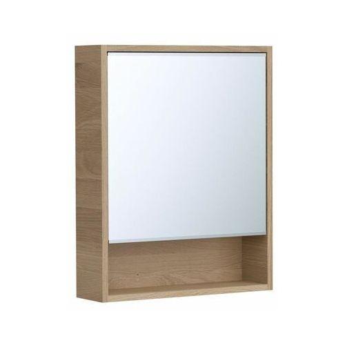 Sensea Szafka lustrzana bez oświetlenia natural 60 x 75 x 16 (3276000695264)