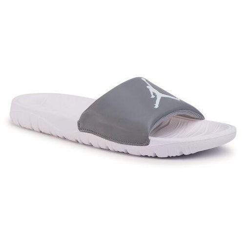 Klapki NIKE - Jordan Break Slide AR6374 012 Cool Grey/White