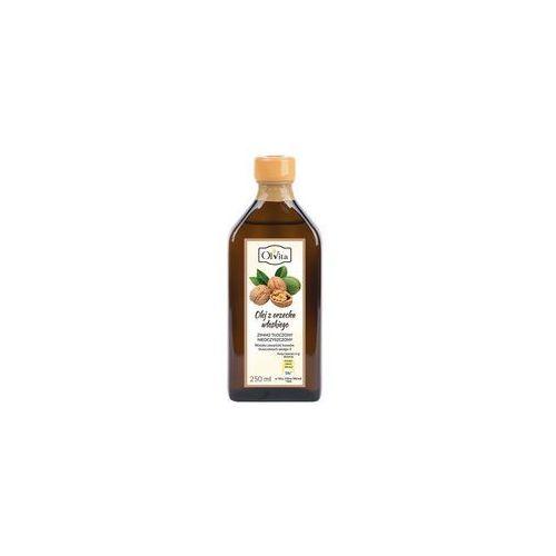 Olej z orzecha włoskiego tłoczony na zimno 250ml - olvita marki Ol'vita