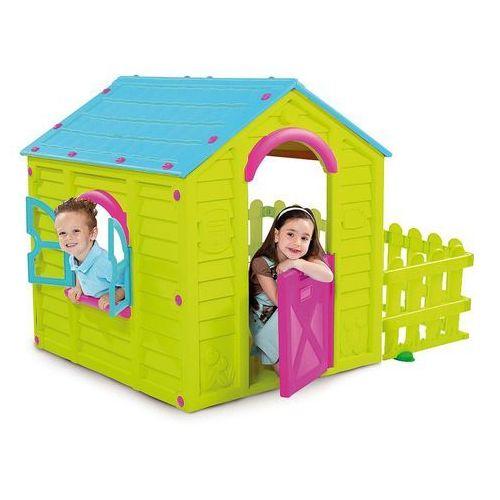 Domek dla dzieci my garden house zielony - transport gratis! marki Keter