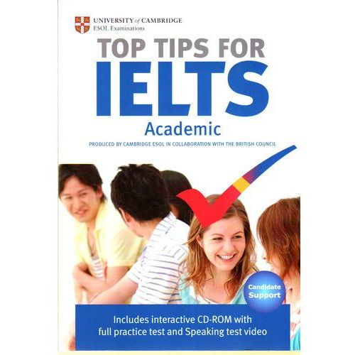 The Official Top Tips for IELTS Academic module + CD-ROM (ESOL) (lp) (2009)