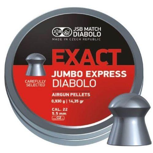 Śrut JSB Exact Jumbo Express 5.52mm 500szt (546277-500)
