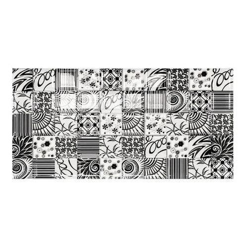Glazura Porto Ceramstic 30 x 60 cm czarna 1,44 m2, GL.210B