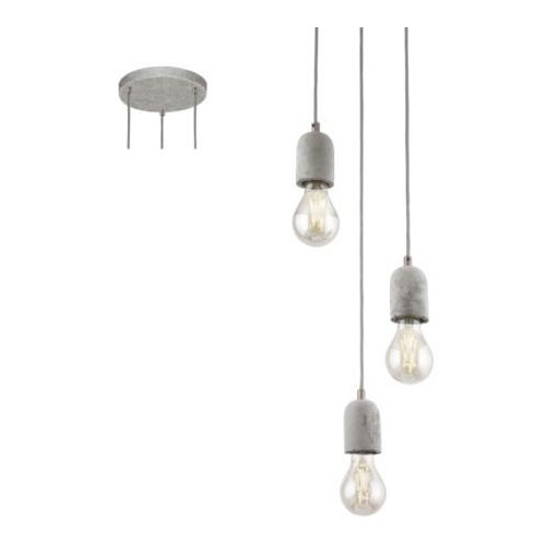 lampa wisząca SILVARES III, EGLO 95523