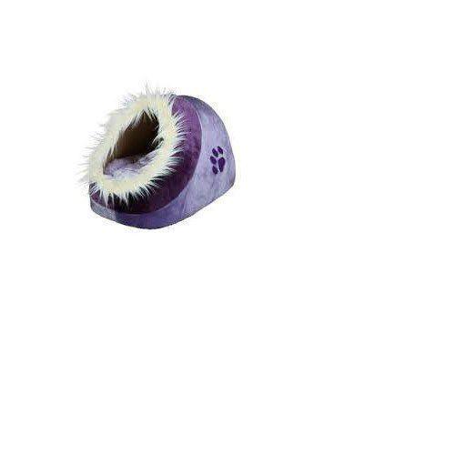 TRIXIE Legowisko minou 35 x 26 x 41 cm liliowo-fioletowy - DARMOWA DOSTAWA OD 95 ZŁ! (4011905363004)