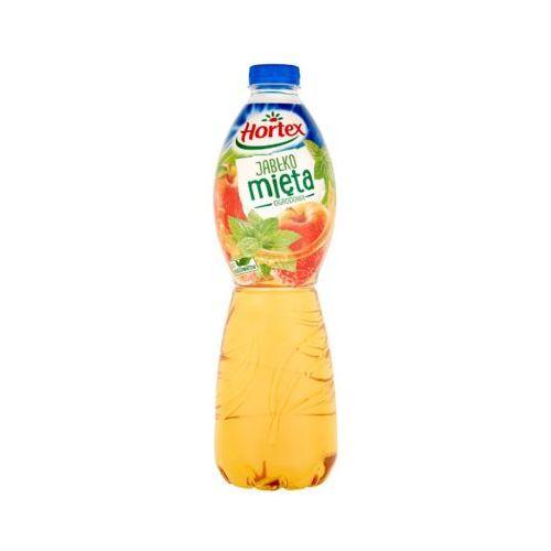 Hortex 1,75l jabłko mięta ogrodowa napój niegazowany