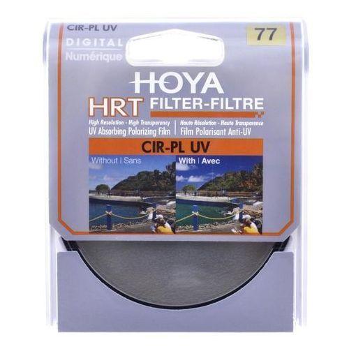 Filtr Hoya UV HRT PL-CIR 77 MM (HOYA-PLCHRT77P) Darmowy odbiór w 21 miastach!, HOYA-PLCHRT77P