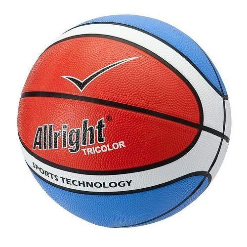 Allright Piłka do koszykówki tricolor 7
