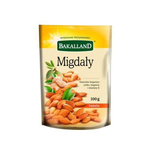 BAKALLAND 100g Migdały (5900749020091)