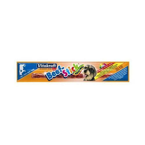 beef sticks - kabanos z sercem dla psa 12g marki Vitakraft