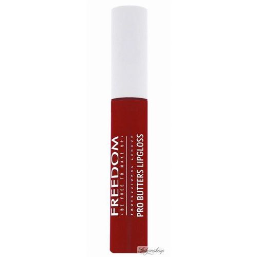 Freedom  - pro butters lipgloss - błyszczyk do ust - cats whiskers