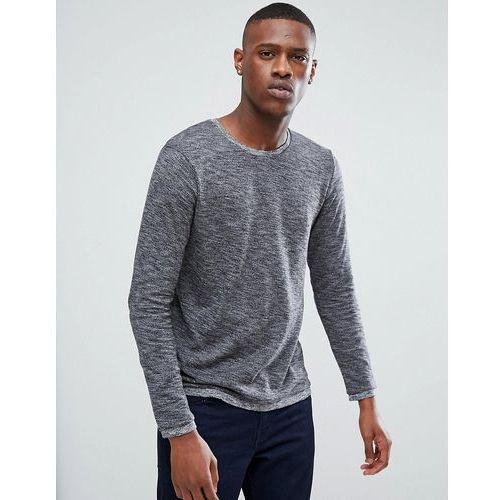 Esprit Lightweight Jumper in Organic Cotton - Grey