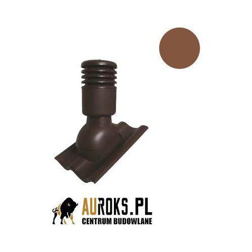 Kominek ocieplony do dachówki betonowej z tworzywa sztucznego pp kdbo 1-1 krono-plast marki Krono - plast