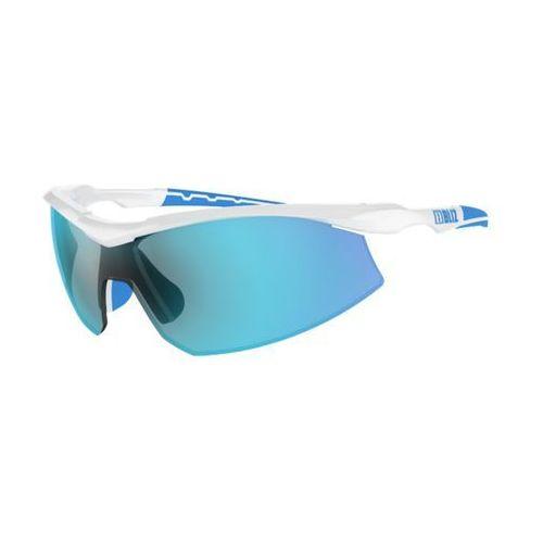 Sportowe okulary przeciwsłoneczne Bliz Prime, Biało-niebieski (7318480081710)