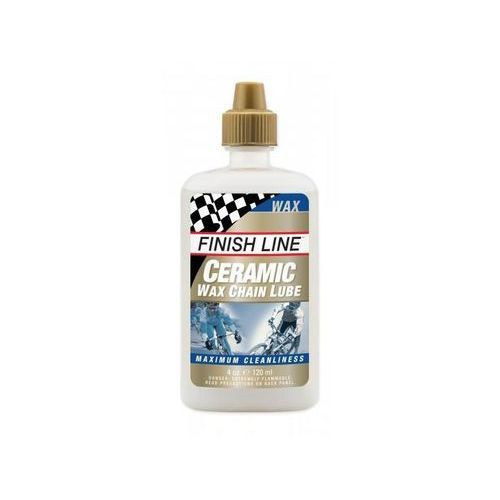 Olej do łańcucha ceramic wax lube parafinowany 120 ml marki Finish line