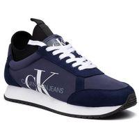 Sneakersy CALVIN KLEIN JEANS - Jemmy B4S0136 Medieval Blue