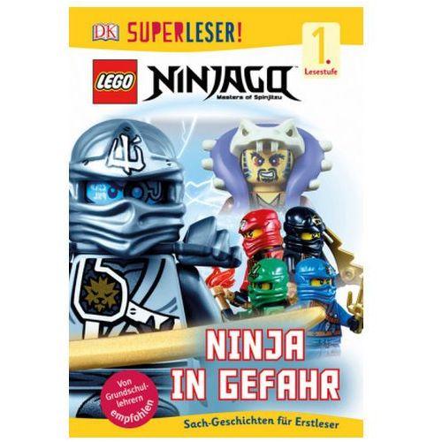 SUPERLESER! LEGO® NINJAGO(TM). Ninja in Gefahr